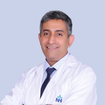 Dr. Robbie George - Best Vascular Doctor in Bangalore